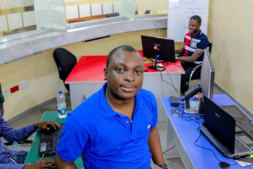 Meet Abiola Olaniran, Nigeria's Highest Paid Windows Game Developer - Espact